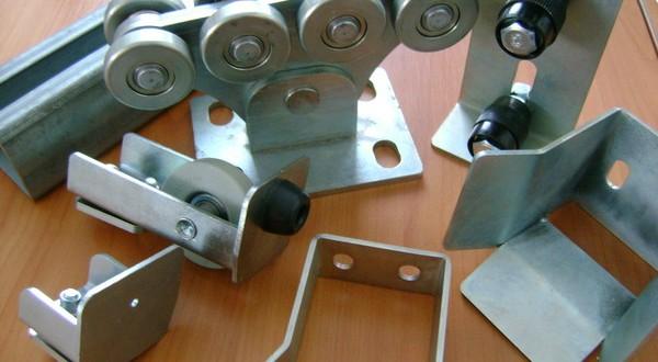 Фурнитура для откатных ворот производство SP