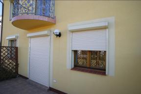 Роллеты и рольставни  на окна